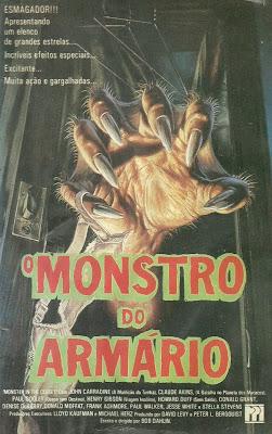 Baixar Filme O Monstro do Armário Dublado