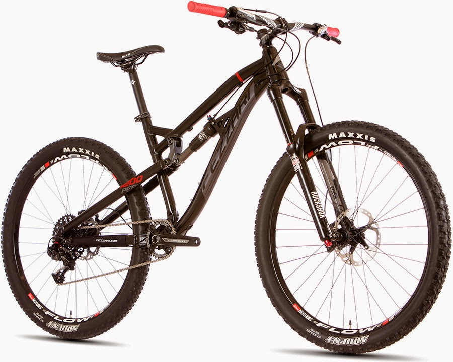 Bike News, Report, Bike News, New Product, fezzari nebo peak 2015, fezzari nebo peak 27.5