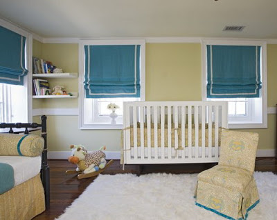 stylish baby room decorating ideas