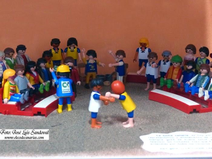 exposición playmobil arucas