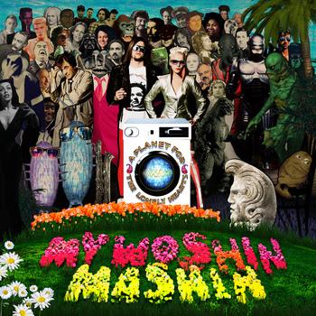 """MY WOSHIN MASHIN """"Mawama"""""""