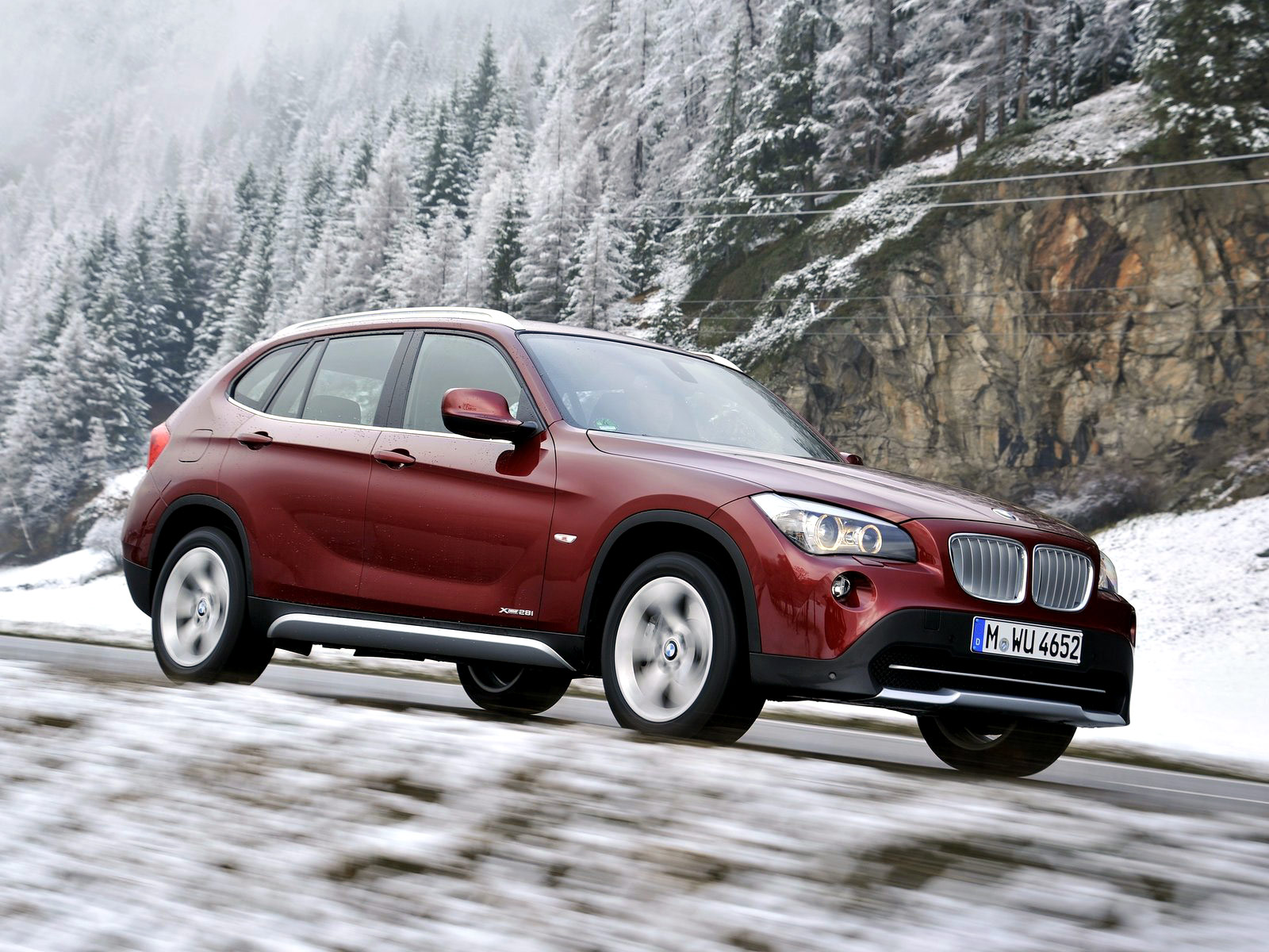 2011 BMW X1 xDrive28i Auto Insurance Information