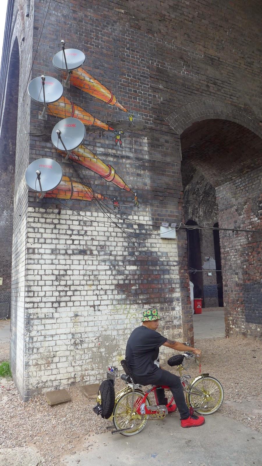 Graffiti and BMX