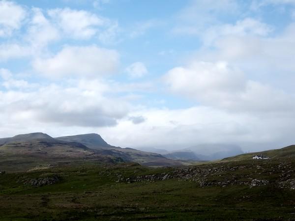 écosse scotland skye randonnée portree