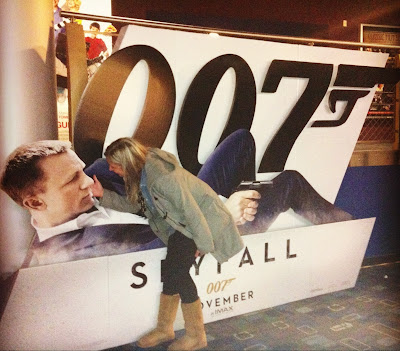 James Bond, Skyfall, movie