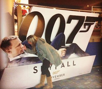 James Bond, Skyfall, movie
