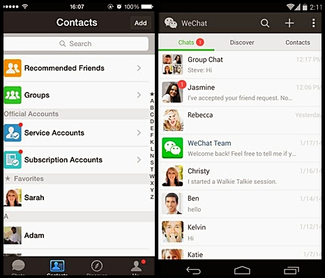 Zen Your Way Through Party Planning With WeChat