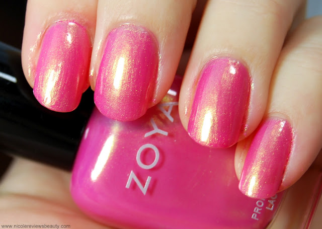 Zoya Nail Polish in Happi