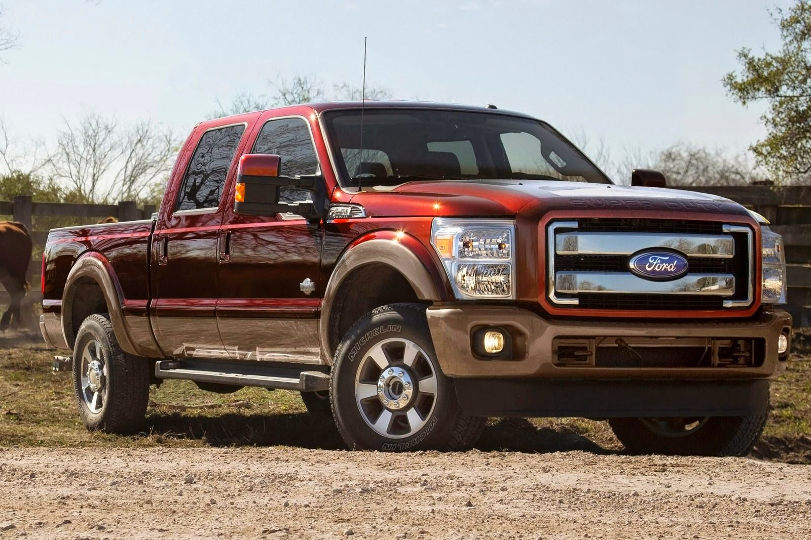 ford super duty king ranch review. Black Bedroom Furniture Sets. Home Design Ideas