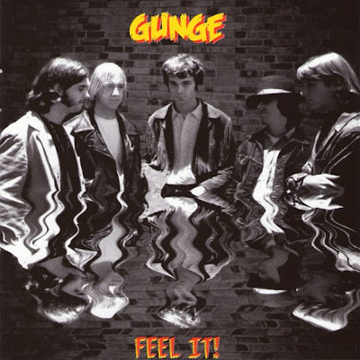 Gunge - Feel It! 2009 (1968) (USA, Garage Heavy Psychedelic Rock)