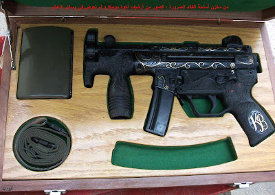 custom built mafia member assault rifle