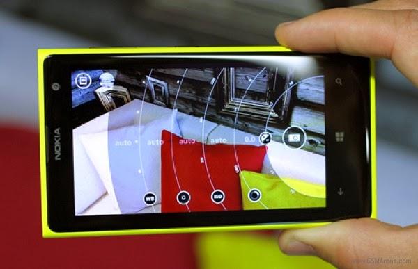 نوكيا لوميا 1020 تطبيق كاميرا نوكيا برو