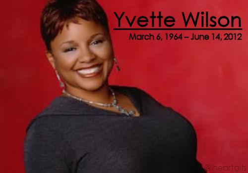 Yvette Wilson Casket