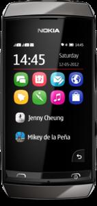 Nokia Asha 305,Nokia Touch Phone,Nokia Dual SIM Mobile