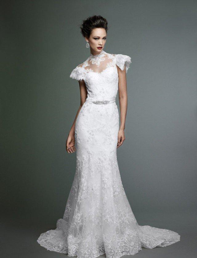 Bellos vestidos de novias | Colección Lusana Mandongus