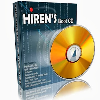 Tổng hợp Hiren boot cd