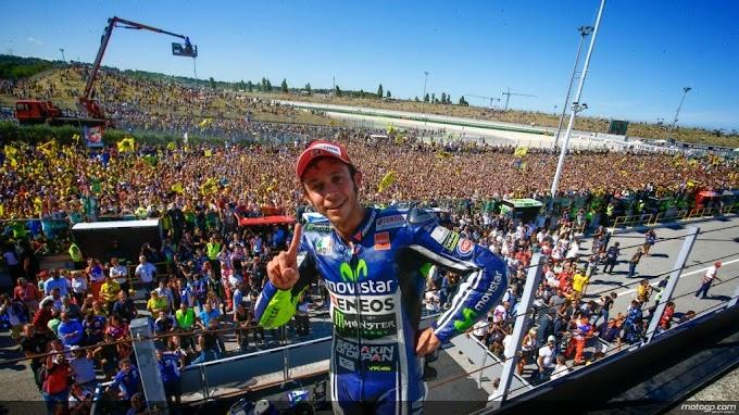 Rossi Sukses Raih Kemenangan di San Marino
