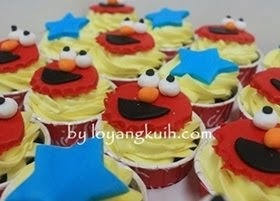Elmo Cuppies