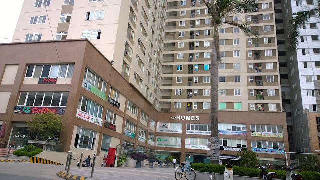 Chung cư XpHomes