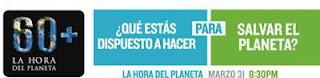 wwf la hora del planeta