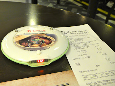 Malaysian Food Street Resorts World Sentosa Singapore