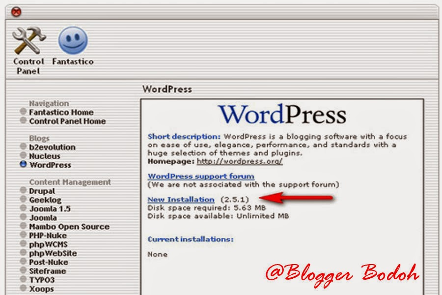Persiapan Membuat Blog WordPress