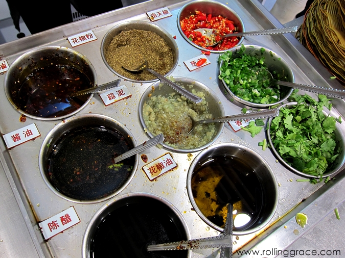 popular chinese street food