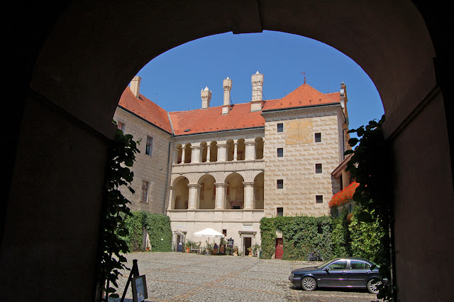 Замок Мельник (Mělník), город Мельник ( (Mělník) Чехия