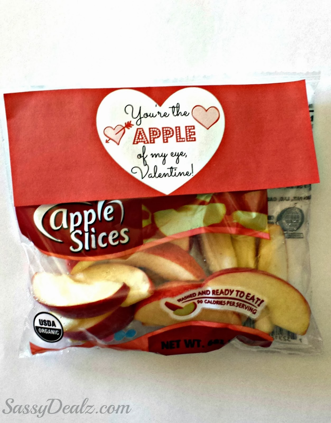 youre the apple of my eye valentines
