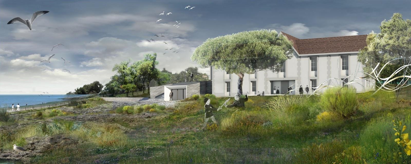 Arc sites architectes du patrimoine centre d 39 art for Architecte du patrimoine