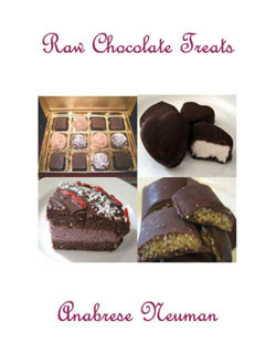 Raw Chocolate Treats ebook!!!