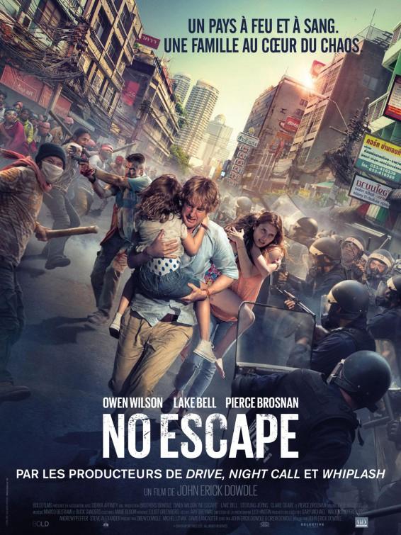 [ZOOM V.1] NO ESCAPE (2015) หนีตายฝ่านรกข้ามแดน [พากย์ไทยโรง]