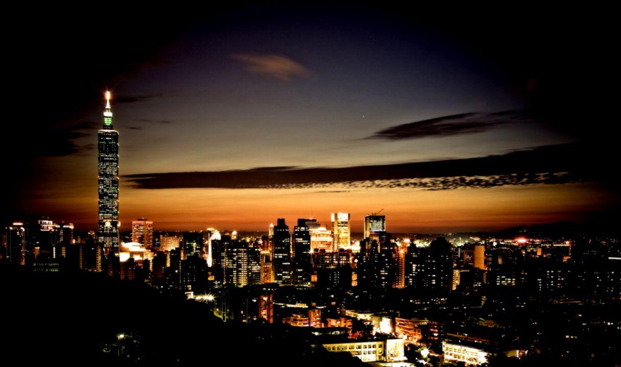 City Skyline Desktop Wallpapers   WallpaperSafari