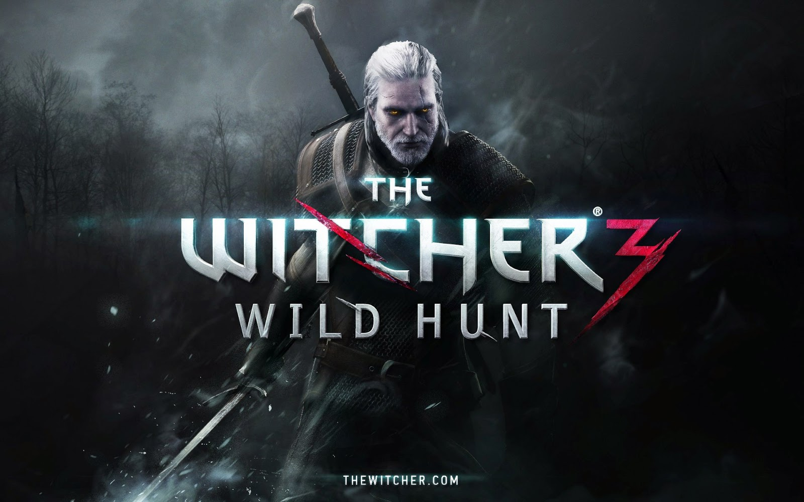 WallpapersWide The Witcher HD Desktop Wallpapers  - the witcher 3 wild hunt game wallpapers