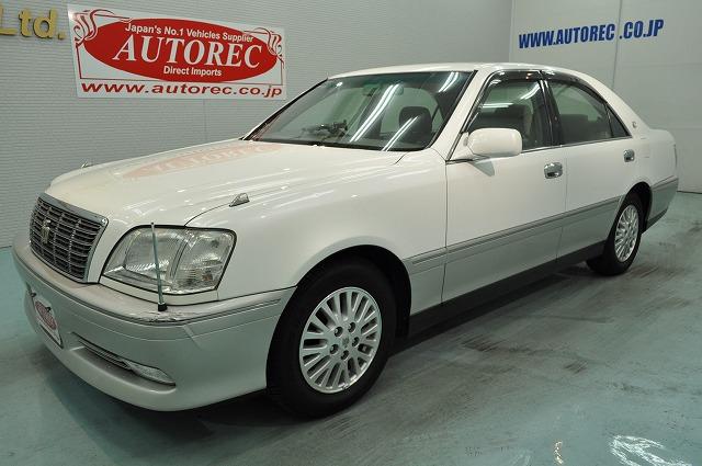 2001 Toyota Crown Royal Saloon Twincam 24 To Tanzania