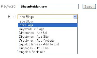 HOW TO : Get Thousands Of Backlinks Easily From .Gov & .Edu Sites