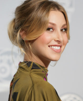 whitney port hair. makeup whitney port hair 2011.