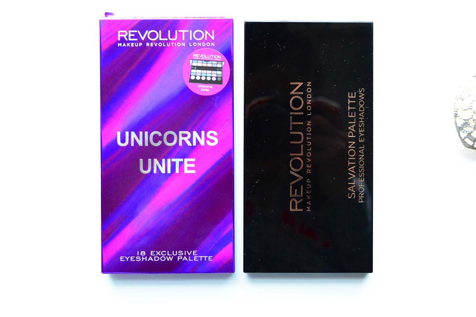 Makeup Revolution Unicorns Unite Palette, Unicorns, Unicorn Makeup, Eyeshadow, Eye Makeup, Makeup Revolution