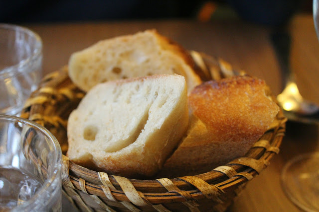 Bread at Café Constant, Paris