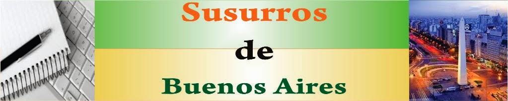 Susurros de Buenos Aires