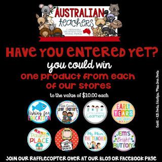 http://australianteachers.blogspot.com.au/2016/01/back-to-school-give-way.html