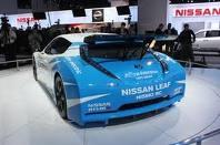 2011 New Nissan Prototype | Nissan Leaf Nismo RC prototype