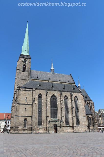 katedrála sv. Bartoloměje // St. Bartholomew cathedral