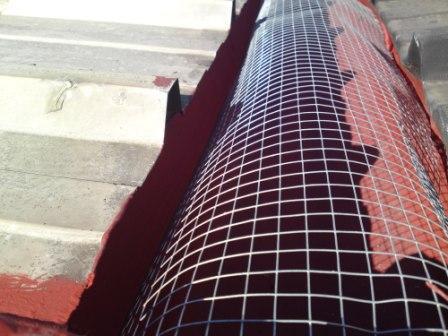 Canalones nave industrial madrid limpieza desatasco y reparaci n canal n - Fotos de canalones ...