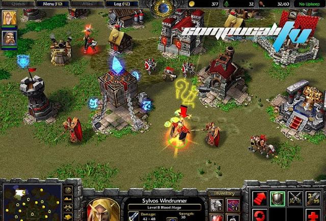 Warcraft 3 Reign of Chaos PC Full Español