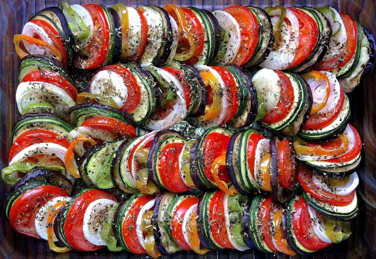 Mil y un viajes por el mundo junio 2014 for Verduras tipicas de francia