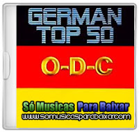 german+top+50 CD German TOP 50 Official Dance Charts 05 08 (2013)
