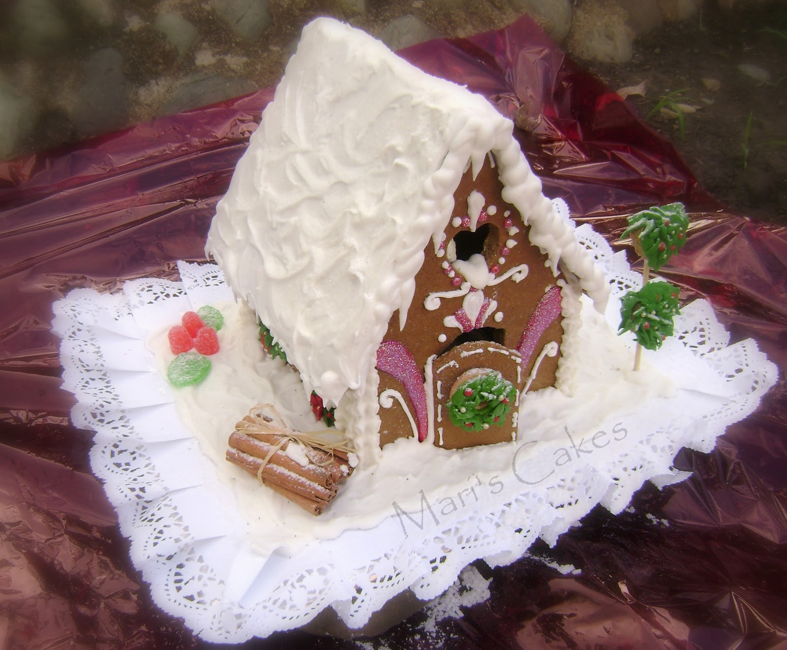 diciembre 2011 | Mari\'s Cakes