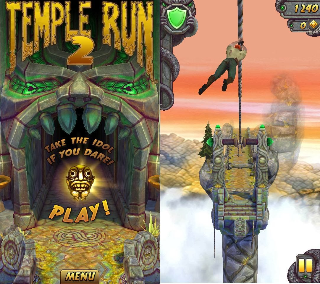 DTC Mobile GT17 Jupiter Temple Run 2