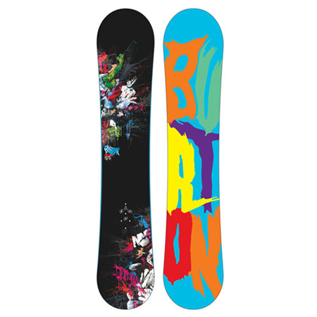 Top ten snowboard 2012